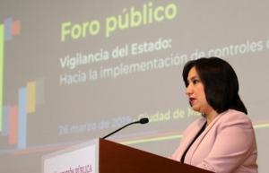 Sociedad y gobierno deben trabajar juntos contra el abuso: Función Pública