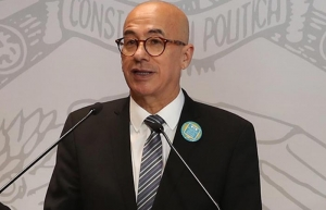 Afirma que Federación rehúye a convocar al CSG y se niega a ceder facultades a gobiernos locales ante pandemia