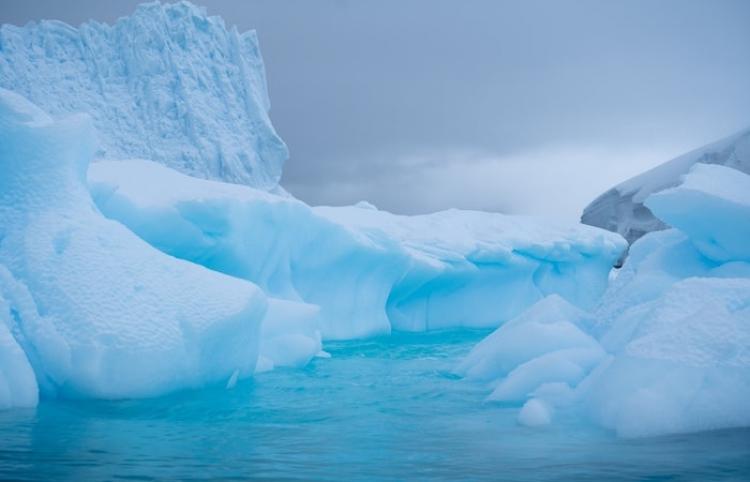 Greenpeace es testigo de la temperatura récord en Antártida