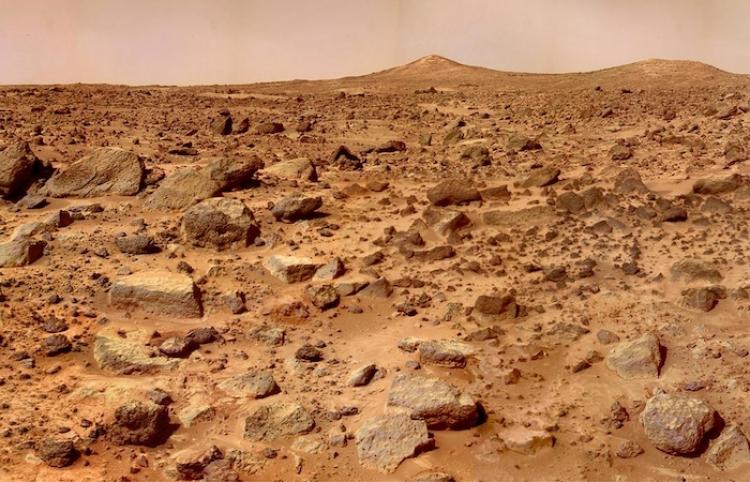 La sonda china Tianwen-1 realiza maniobra prevista para posarse en Marte