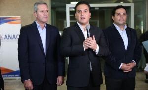 Damián Zepeda pone coordinación en Senado en manos de nueva dirigencia panista