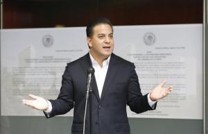 Damián Zepeda lamenta renuncia de Felipe Calderón al PAN