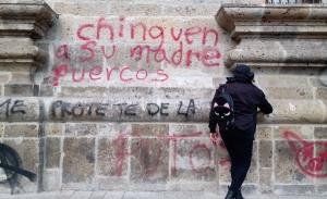 Más detenidos en manifestaciones en Guadalajara