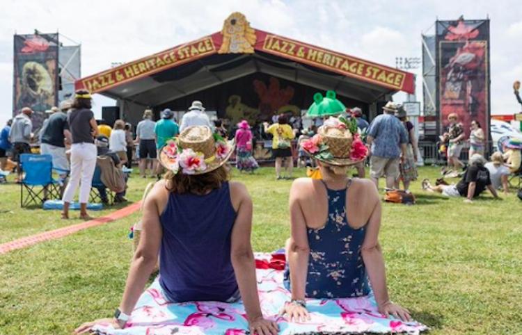 Queda cancelado el New Orleans Jazz Fest
