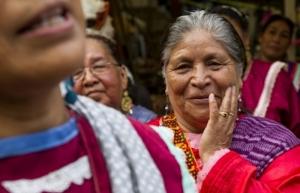 INE entrega a diputados agenda en favor de pueblos indígenas