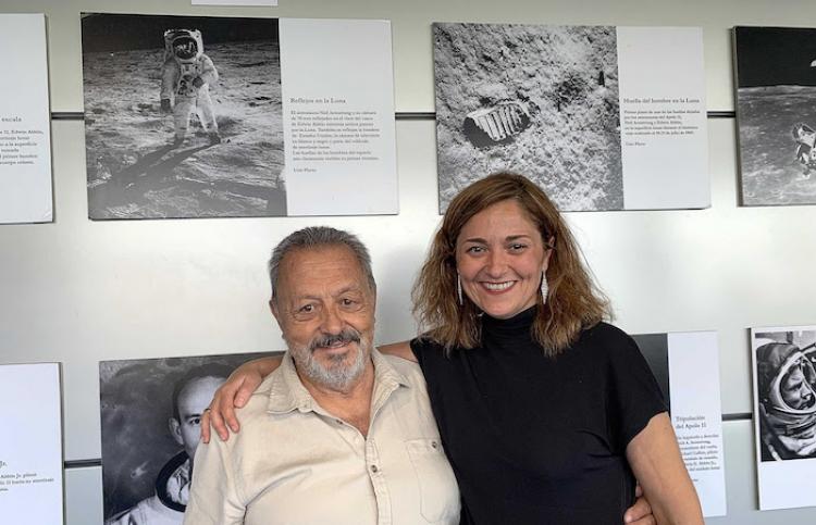 50 Aniversario: así se hicieron las icónicas fotos de la llegada a la Luna