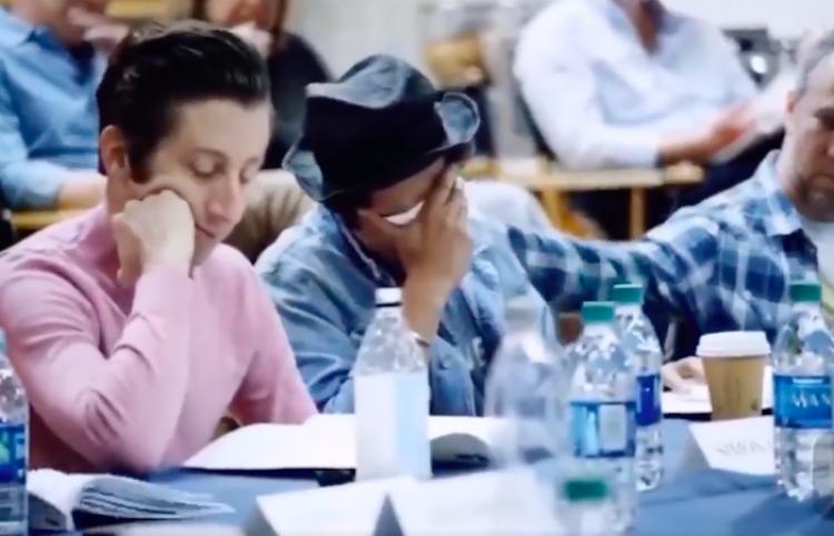 El emotivo momento lectura de la última escena de 'The Big Bang Theory'