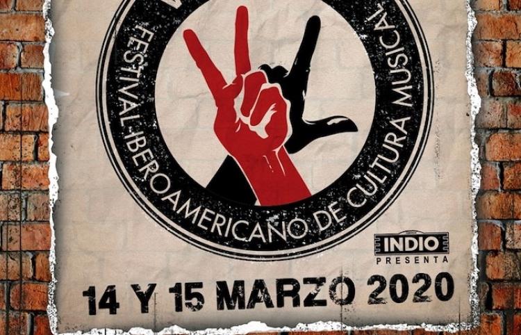 Vive Latino 2020 se realizará 14 y 15 de marzo