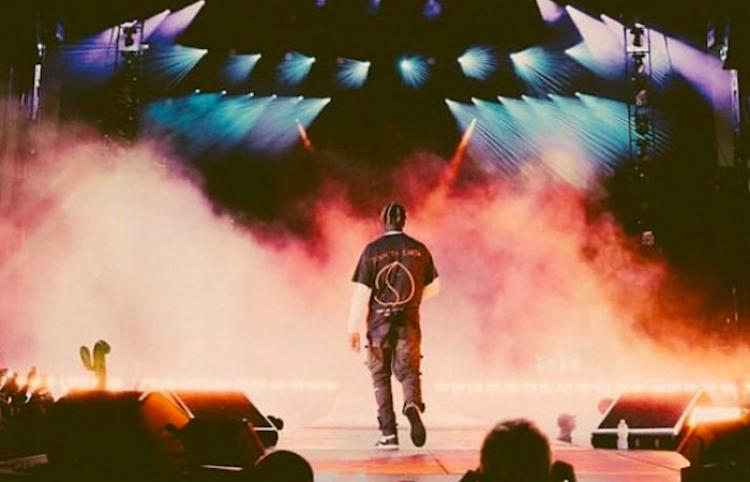 Travis Scott anuncia el regreso del festival 'ASTROWORLD' para este 2021