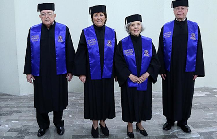 Reconoce UANL a intelectuales, educadores y humanistas
