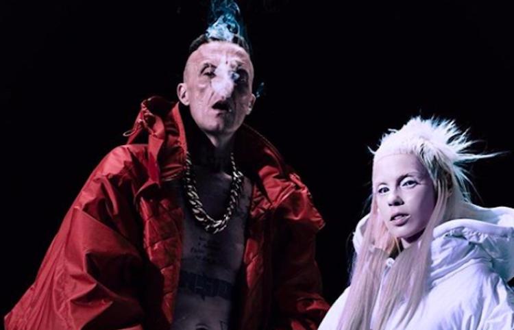 Eliminan de festivales a Die Antwoord por video homofóbico